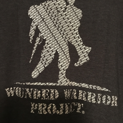 Mark's  Wounded Warriors Ride
